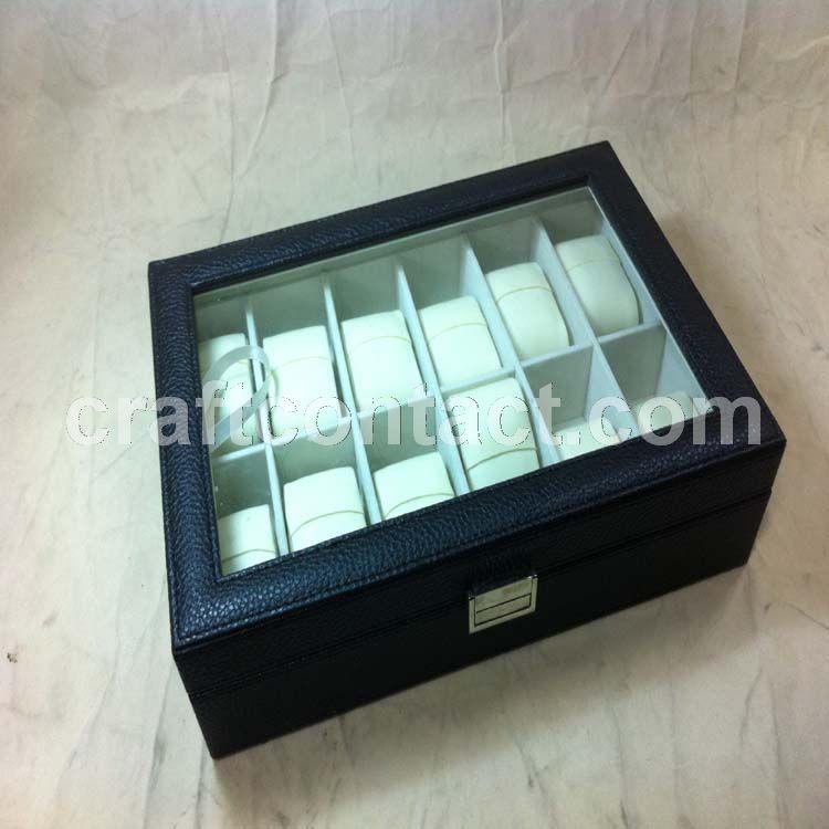 手表展示木盒